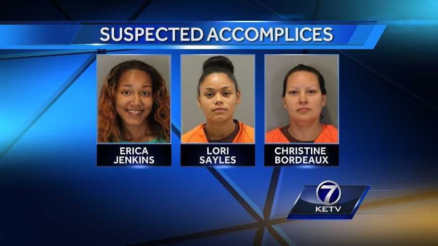 Jenkins' accomplices - Erica, Lori S., Bordeaux