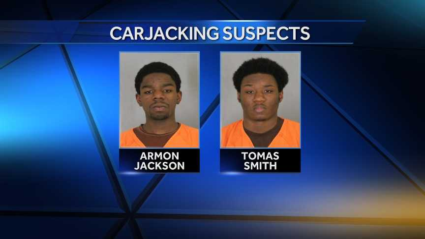Carjacking suspects