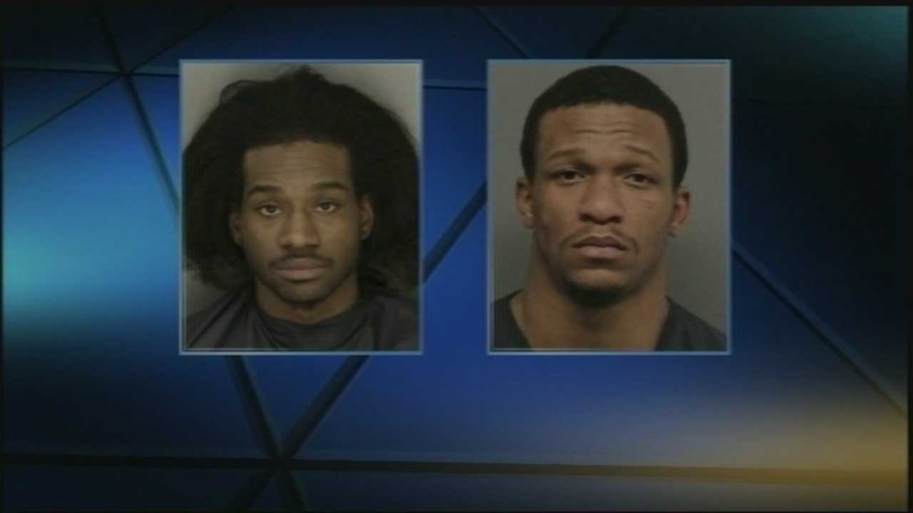 Burglary suspects arrested after high-speed chase