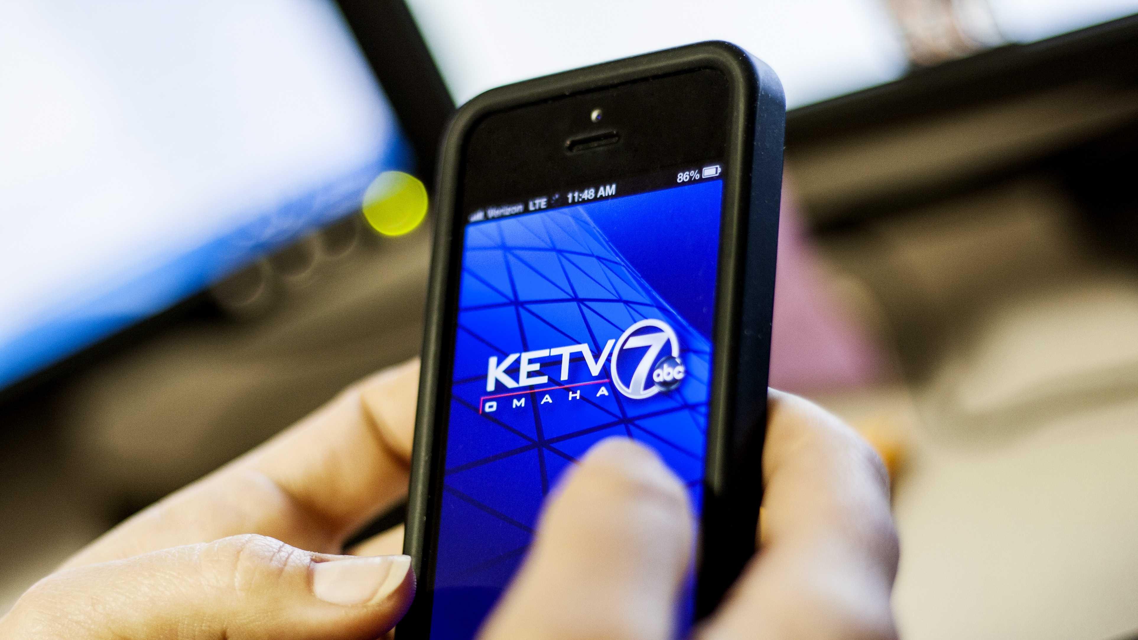 KETV app - iPhone 5.jpg