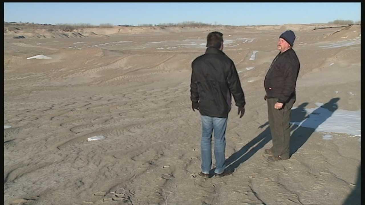 Oil companies buy 5 million pounds of Nebraska sand