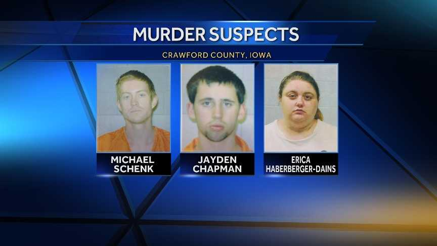 Crawford Co. suspects