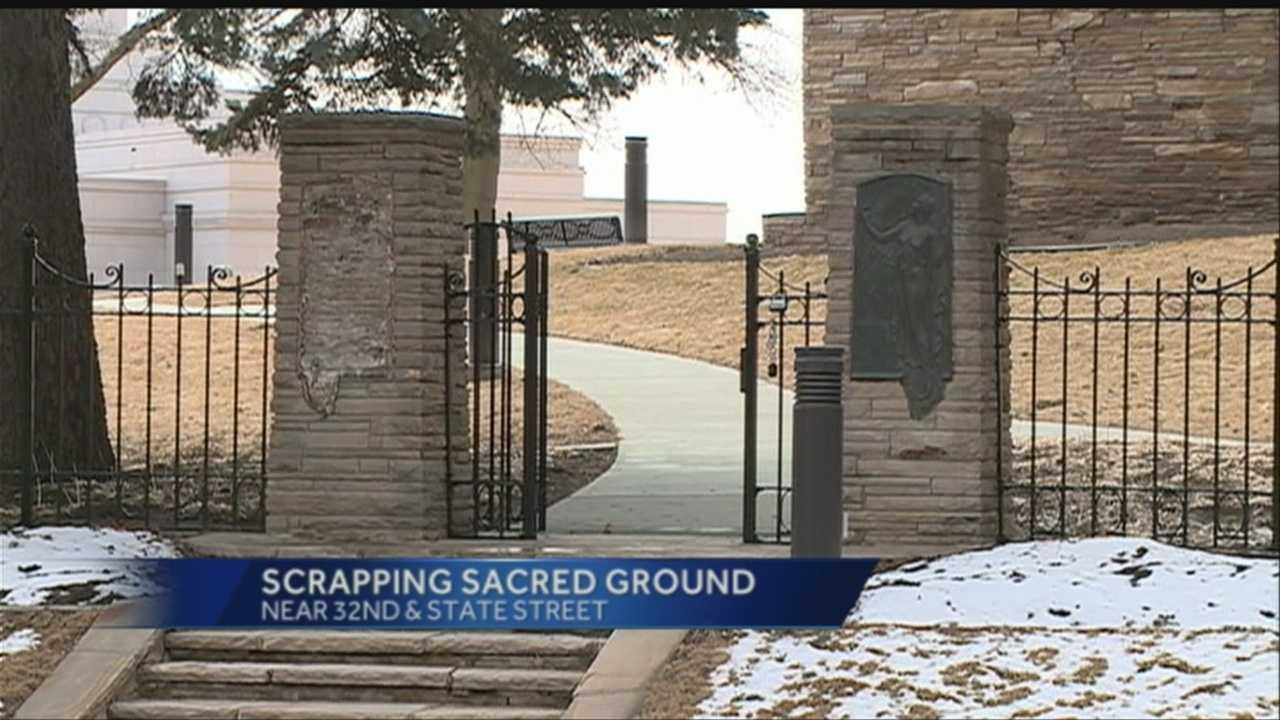 Thieves target park, cemetery in same week