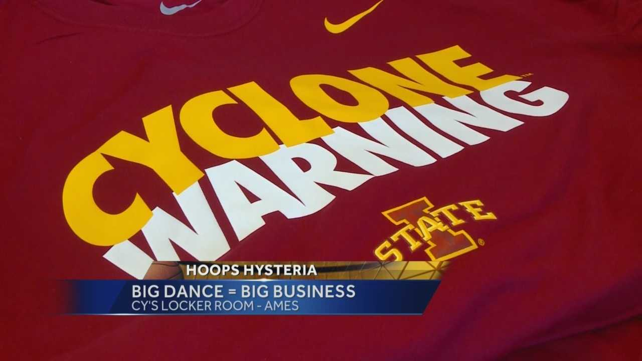 Cyclone March Madness means big business