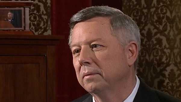Raw video: Heineman talks finalizing state budget