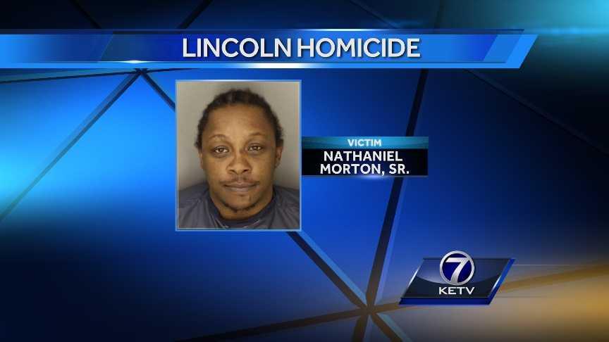Nathaniel Morton Sr. - lincoln shooting victim