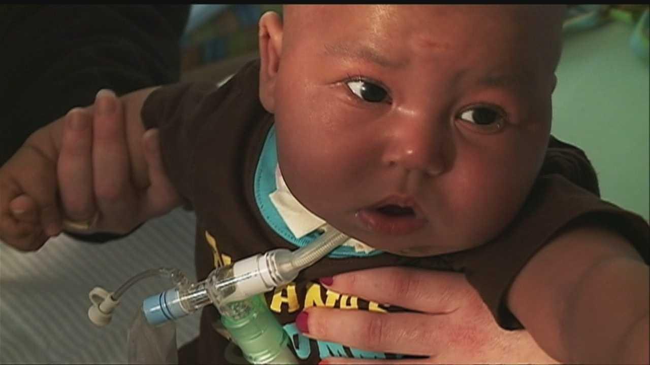 Saving Baby Lawrence