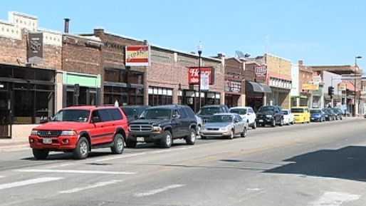 Benson parking