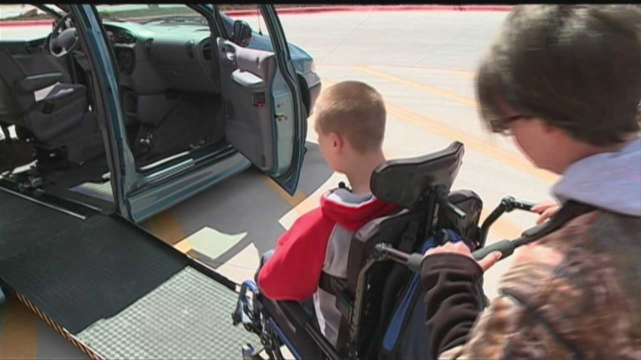 Community surprises student with life-changing gift