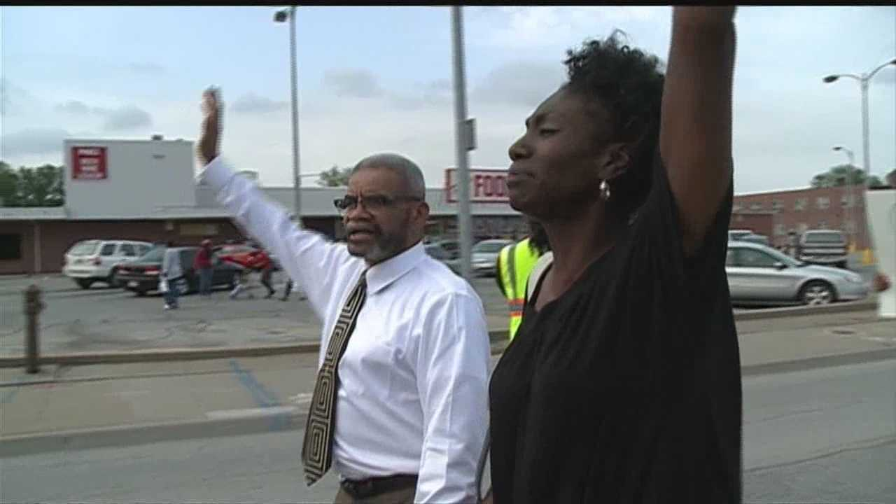 Community leaders fed up with Omaha gun violence
