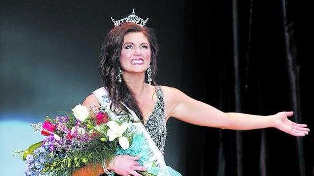 Miss Nebraska Megan Swanson