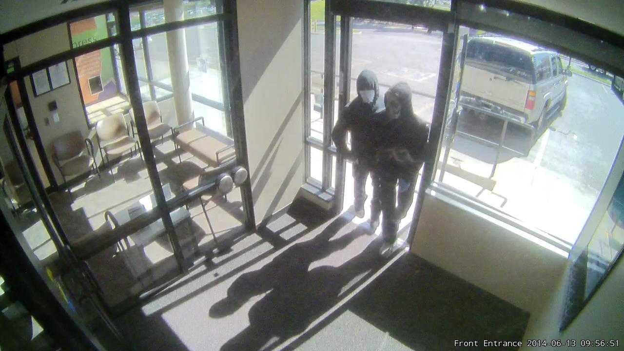 Centris robbery