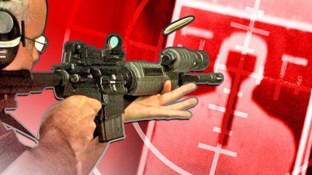 Generic shooting range