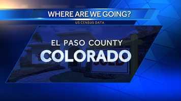 4. El Paso County, Colo. (Colorado Springs)