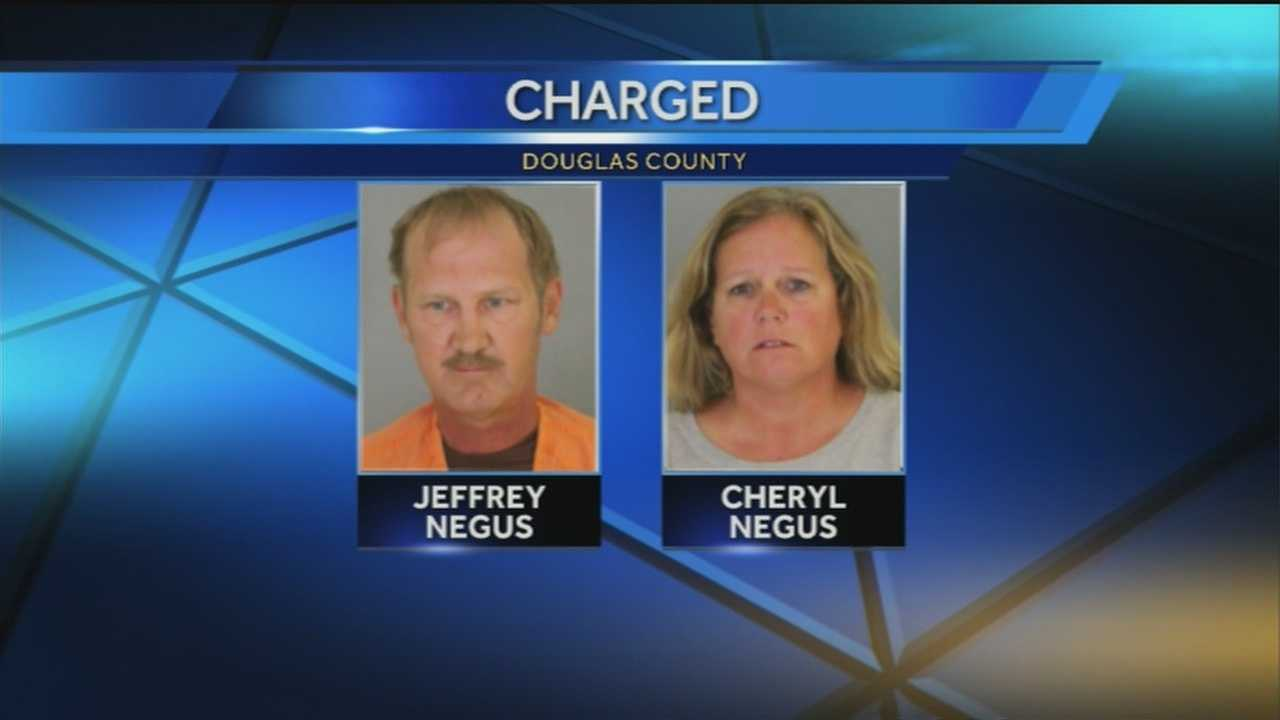 Couple accused of spending mother's money