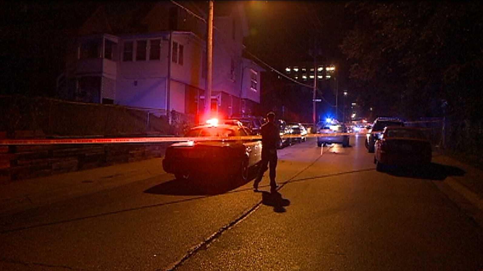 33rd Howard homicide.JPG
