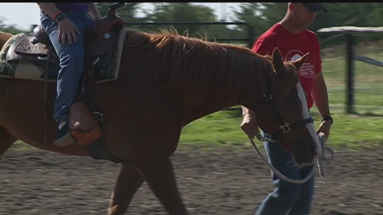 Program uses horses to help troubled youth