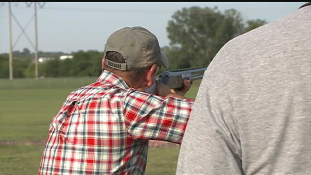 City-owned gun range gets liquor license