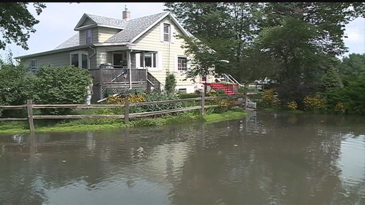 Wahoo residents demand answers after flooding