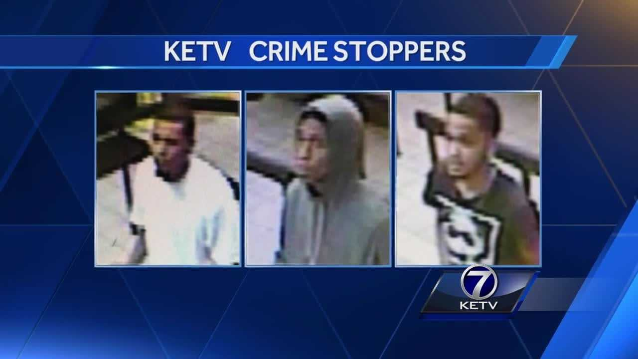 Crime Stoppers: Omaha police searching for persons of interest in bank robbery