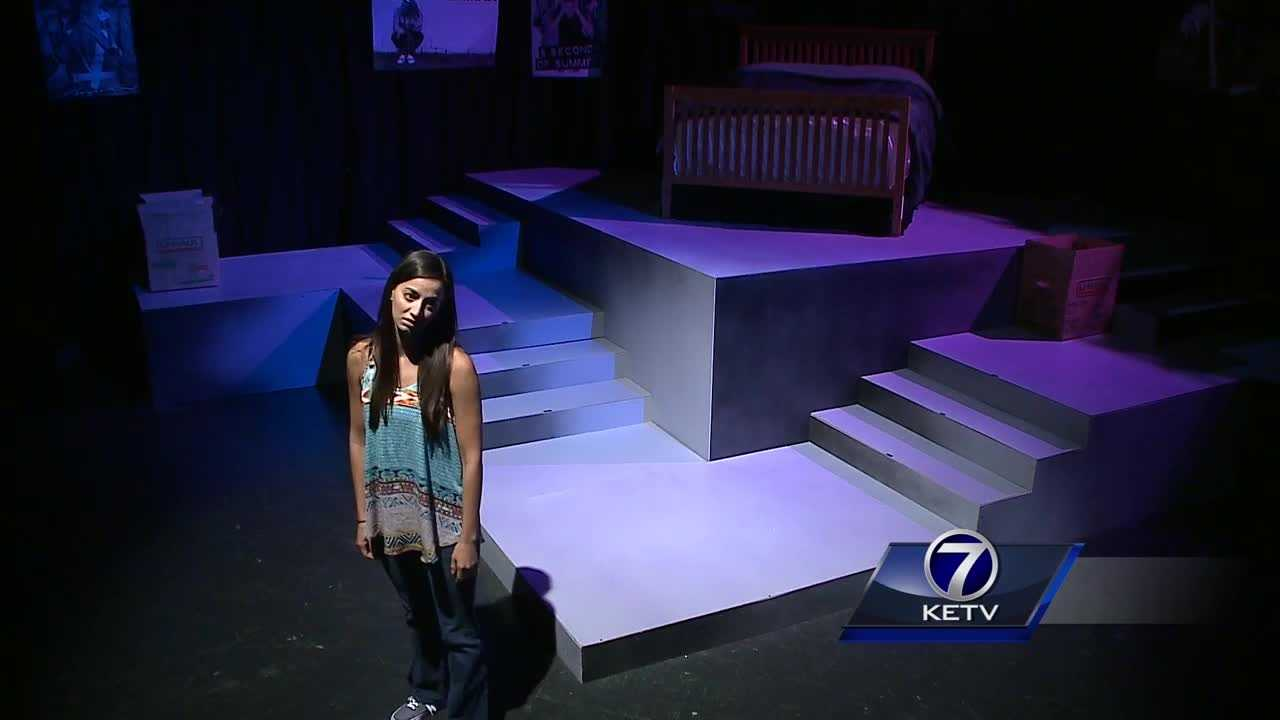 Actors portray teen pregnancy through play at Rose Theater