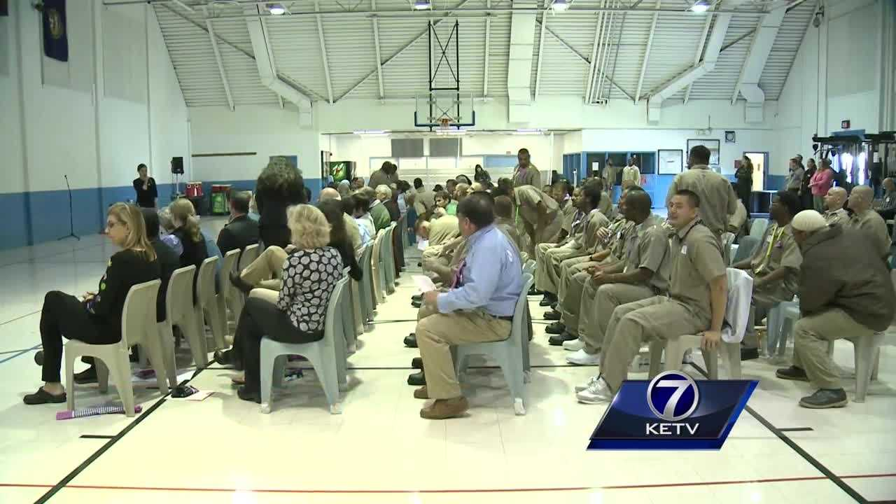 Program launched at Nebraska State Pen teaches inmates entrepreneurial skills