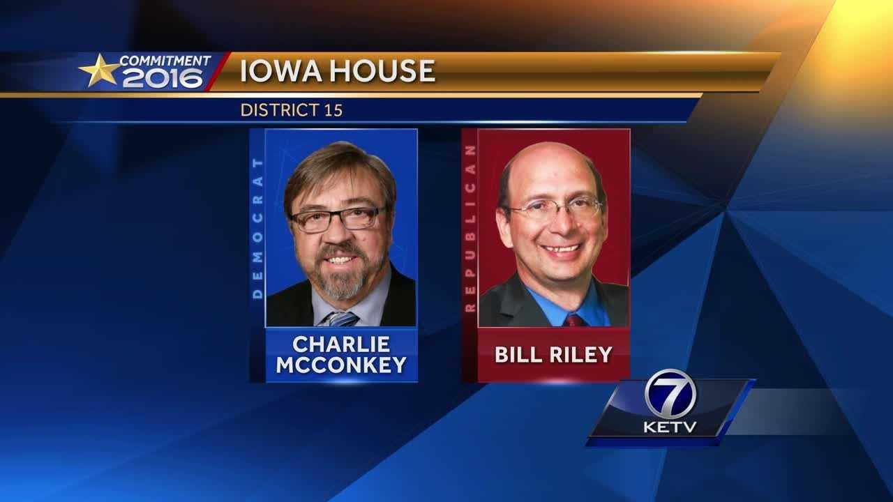 Profiles: Iowa District 15 Race
