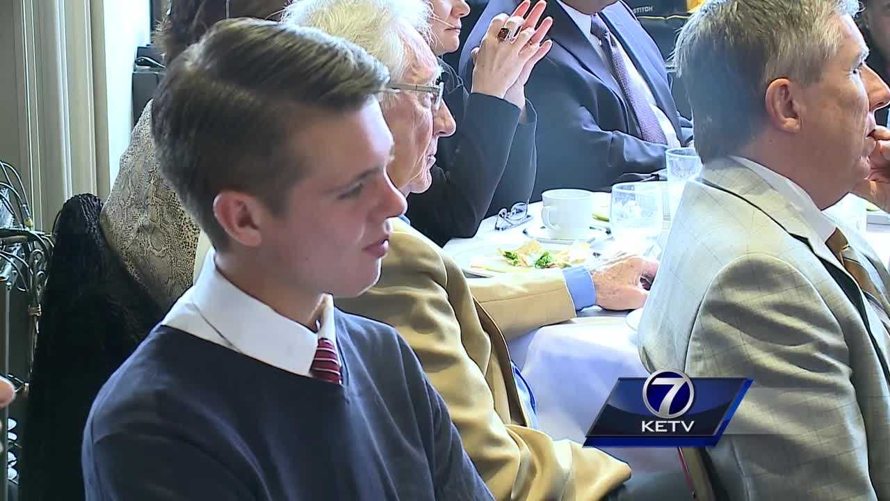 Ashford, Bacon answer questions during second debate