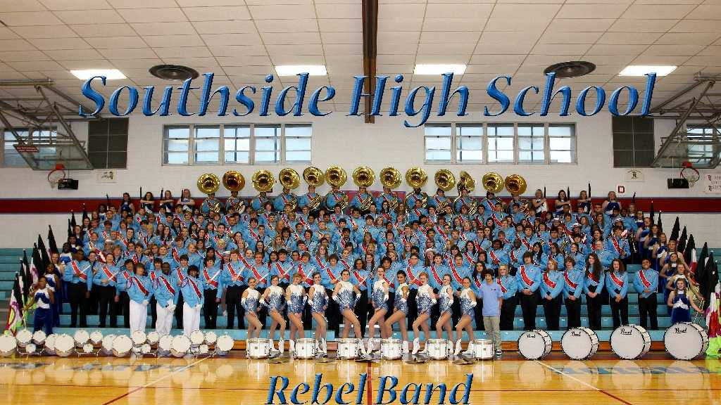 Members of the Southside High School Rebel Band from Fort Smith, Arkansas may never get to Hawaii this summer after losing $267,500 to Oahu based travel agent Ope Saaga of Performing Hawaii Tours. Photo Courtesy: Southside High School