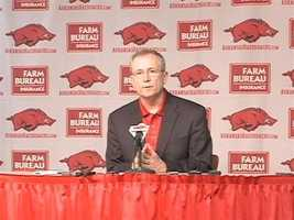 University of Arkansas football coach Bobby Petrino has been put on paid leave.