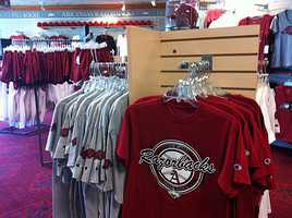Hog Heaven is ready to help Arkansas fans cheer for the Razorbacks in the College World Series.