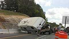 Highway 412 crash