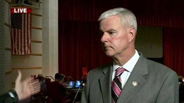Rep. Steve Womack (R) - Ark. 3rd District