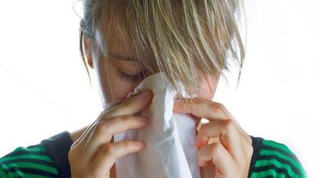 Allergies, cold, sick