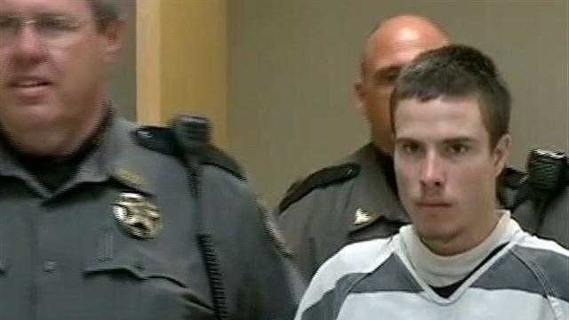 40/29 Team coverage of Zachary Holly's court appearance