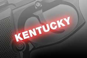 1. Kentucky, NICS background checks per 100,000 residents: 78,703