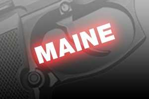 26. Maine, NICS background checks per 100k residents: 8,629