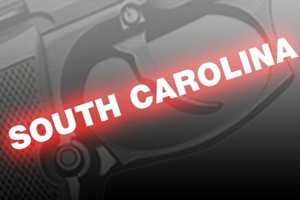 31. South Carolina, NICS background checks per 100,000 residents: 7,765