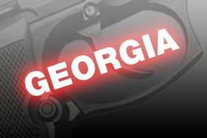 38. Georgia, NICS background checks per 100,000 residents: 5,934