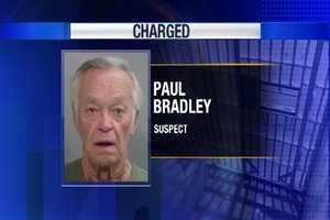 Paul Bradley was arrested by police and charged with robbery, kidnapping and possession of firearms. He pleaded not guilty.