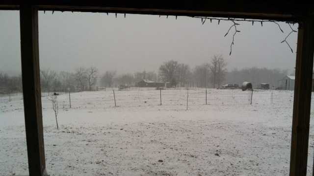 Gravette Snow