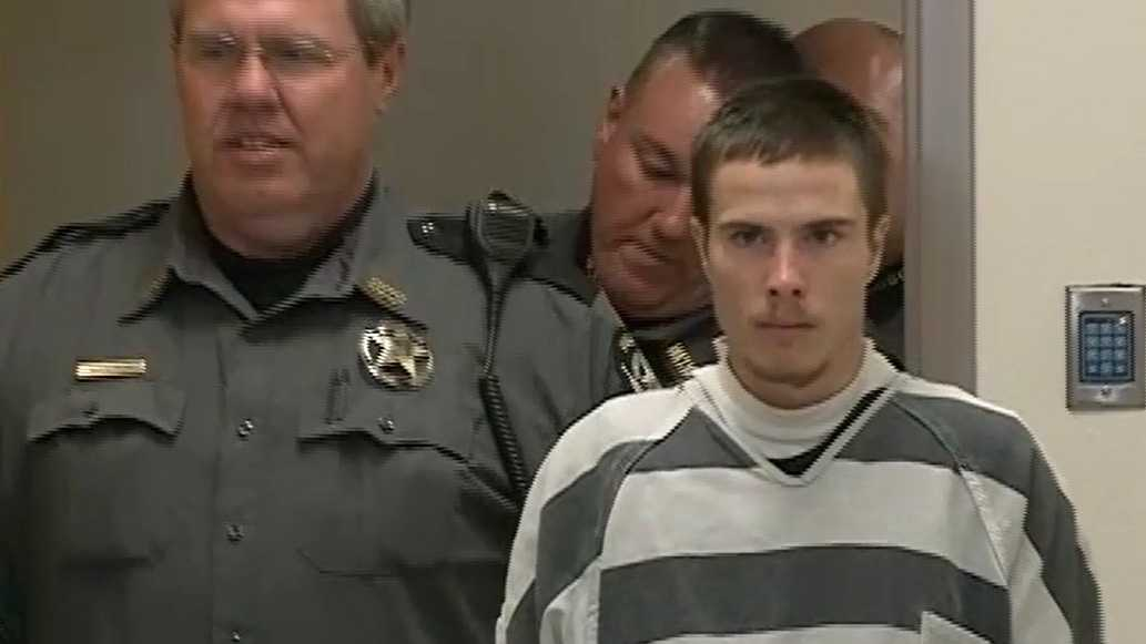 28-year-old Zachary Holly is charged with kidnapping, raping and killing a 6-year-old girl.