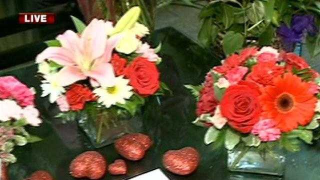 Flowers are going to cost you more this Valentine's Day. 40/29 talked to local florists about the price hike, they said prices started to jump around Christmas because of the drought.
