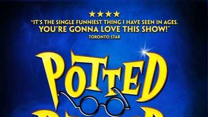 WAC Potted Potter