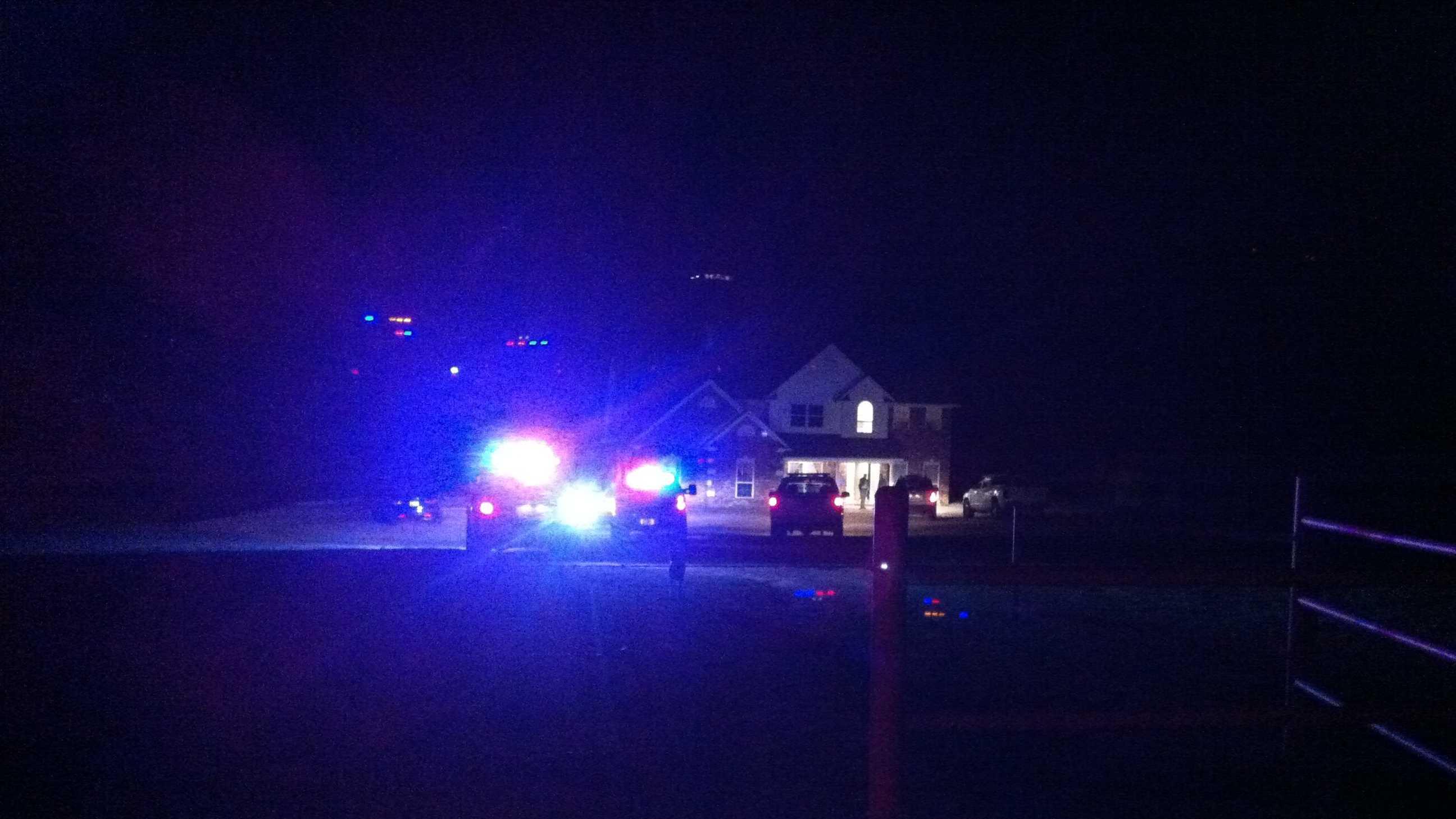 LeFlore County shooting