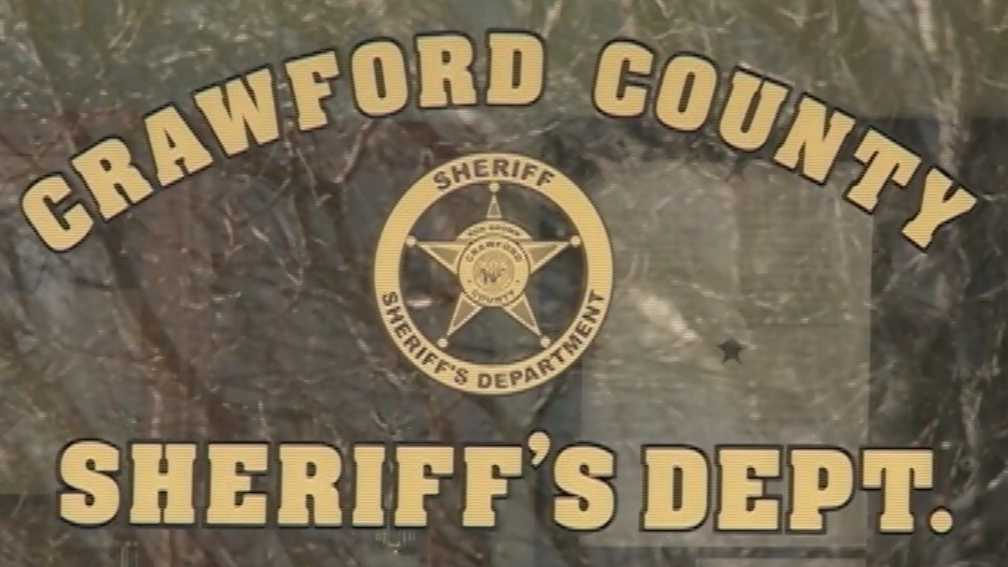 Crawford County sheriff lets criminals walk free