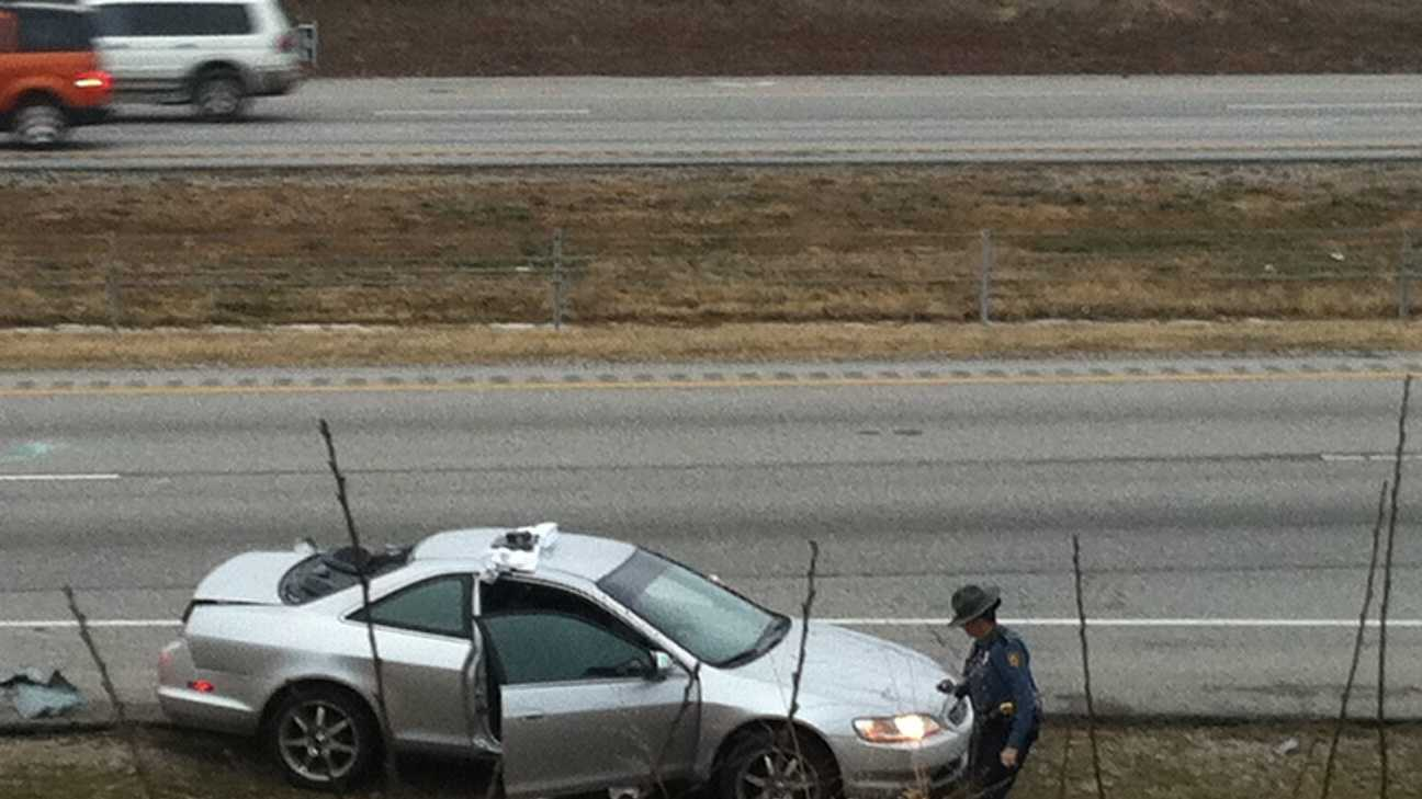 I-540 Accident