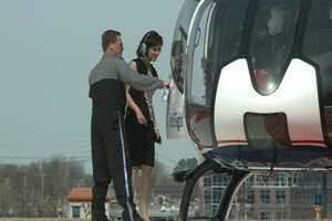 Mercy Hospital unveiled the new helicopter Friday.