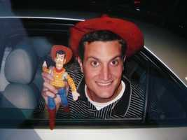 Many people think I resemble Woody from Toy Story. I do work with some great characters known as Jocko, Angela and Craig!