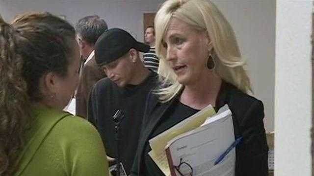 Environmental activist Erin Brockovich says she will work with the Fort Smith community to gather more information about a chemical leaked from the old Whirlpool plant.